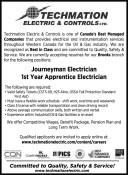 Journeyman Electrician & 1st Year Apprentice Electrician wanted